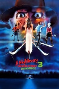 A Nightmare on Elm Street 3: Dream Warriors poster