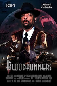 Bloodrunners poster