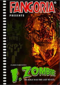 I Zombie: The Chronicles of Pain poster