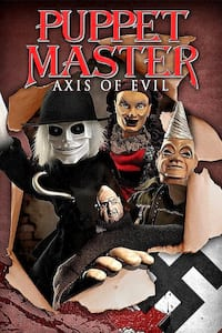 Puppet Master: Axis of Evil poster